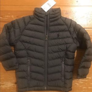 BRAND NEW Polo by Ralph Lauren Toddler Jacket, 3t